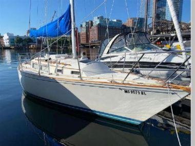 Лучшие предложения покупки яхты 1985 Sabre 30 MK III - SABRE YACHTS