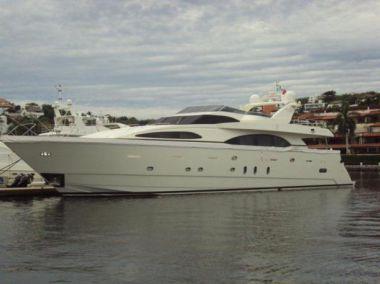 Купить яхту 2004 AZIMUT 100 JUMBO @ IXTAPA в Atlantic Yacht and Ship