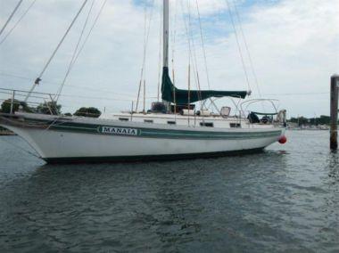 Manaia yacht sale