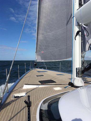 """Hull #1 - RSC Yachts 62' 10"""""""