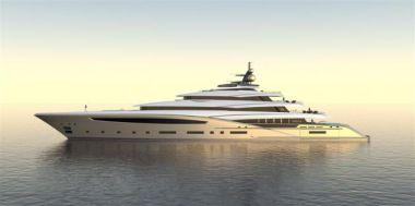 Продажа яхты AQUILA 85M - #1 HULL AQUILA 85