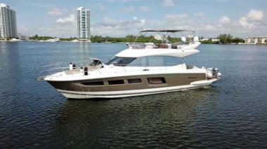 Купить яхту Que Sera Sera - Jeanneau Prestige 500F в Atlantic Yacht and Ship