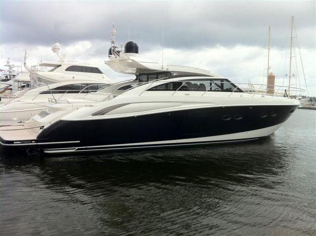 UTOPIA - PRINCESS YACHTS - Buy and sell boats - Atlantic ...
