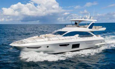 "Elysium - AZIMUT 72' 0"" yacht sale"