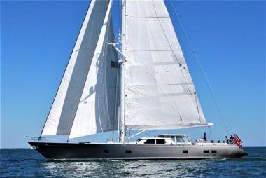 "Buy a yacht MINISKIRT - WINDSHIP YACHTS 105' 0"""