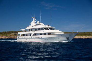 Продажа яхты LADY DUVERA III - HAKVOORT Custom Tri Deck Motor Yacht