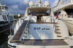 Стоимость яхты EL VIP ONE - Mangusta 1999