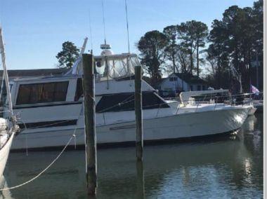 "Buy a yacht Diplomat III  - VIKING 48' 0"""