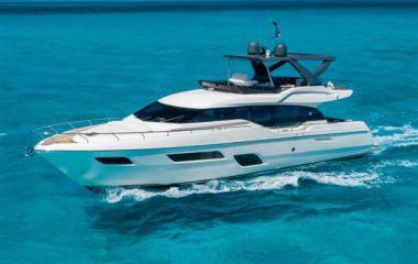 Продажа яхты (casa) DANDY 2017 FERRETTI 700 @ FLORIDA