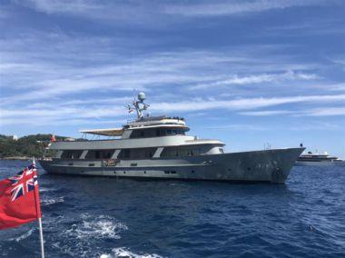 Стоимость яхты WALANKA
