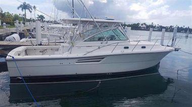 Купить яхту PAPER DOLL - PURSUIT 3400 Express в Atlantic Yacht and Ship