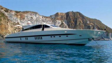 Стоимость яхты GLNM - LEOPARD