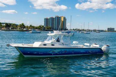 Продажа яхты WEAK MOMENT - TWIN VEE OceanCat 360