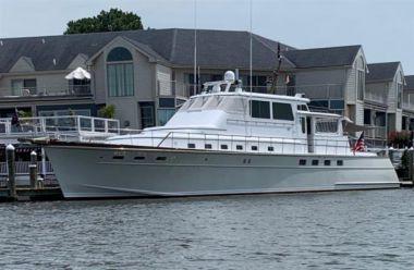"the best price on Sea Bound - HUCKINS 78' 0"""
