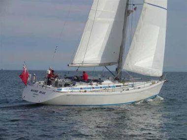 Купить яхту MARIE BLUE - NAUTOR'S SWAN в Atlantic Yacht and Ship