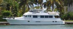 Стоимость яхты 74 Sport Deck  - HATTERAS 1999