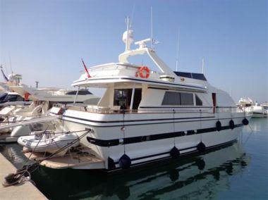 Продажа яхты FALCON 76 - FALCON