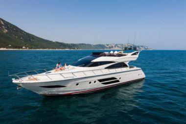 Продажа яхты Dominator 640 - DOMINATOR 640
