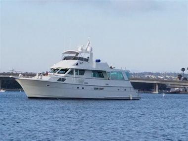 Лучшие предложения покупки яхты Hatteras 71' - HATTERAS