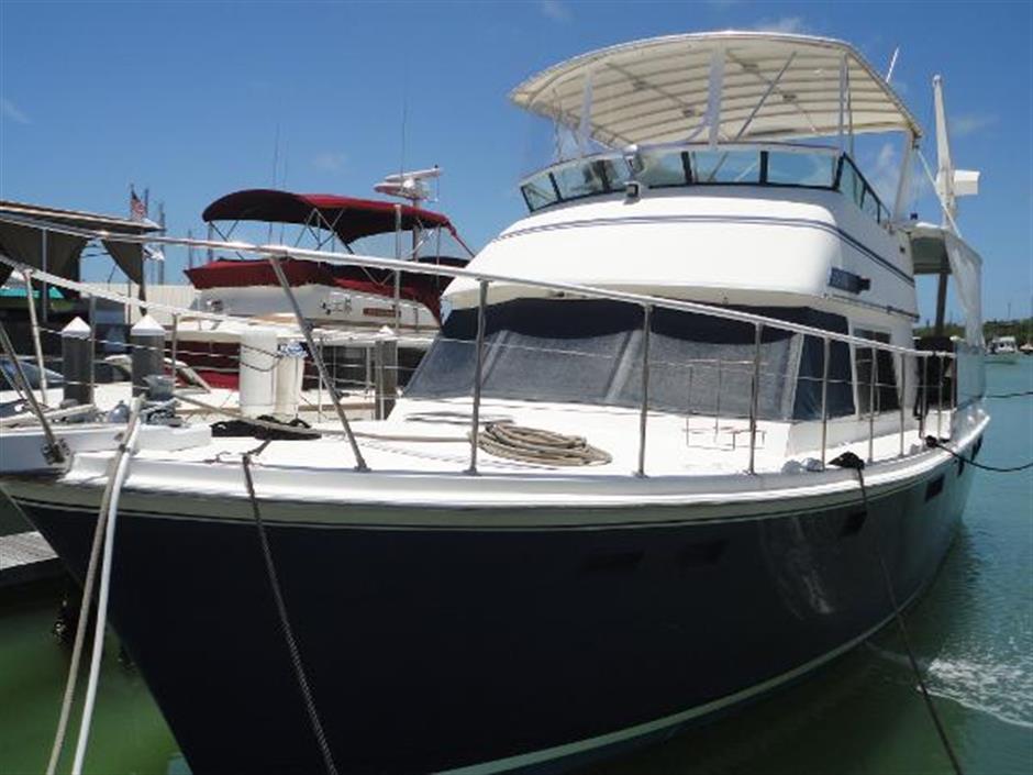 47 Atlantic Motor Vessel: 47ft 1984 Atlantic Motor Yacht