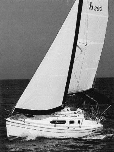 Купить яхту Jo Jo Dancer - HUNTER 290 в Atlantic Yacht and Ship