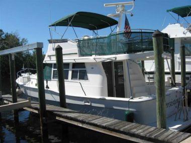 Продажа яхты Persistence - MAINSHIP 39 Trawler