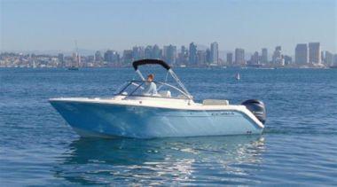 Лучшие предложения покупки яхты 220 DUAL CONSOLE - COBIA