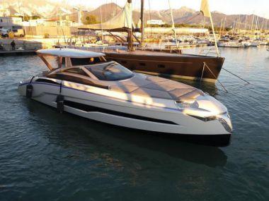 Стоимость яхты Tecnomar Evo 55' T-TOP - TECNOMAR 2019