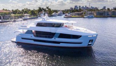 Продажа яхты GG - HARGRAVE C92