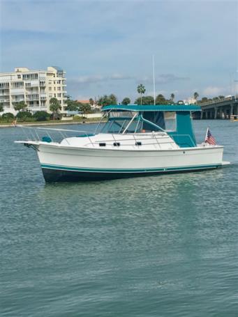 Продажа яхты Marquesa - MAINSHIP Pilot 30