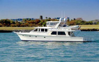 Купить яхту Odyssey - OFFSHORE Extended Cockpit в Atlantic Yacht and Ship