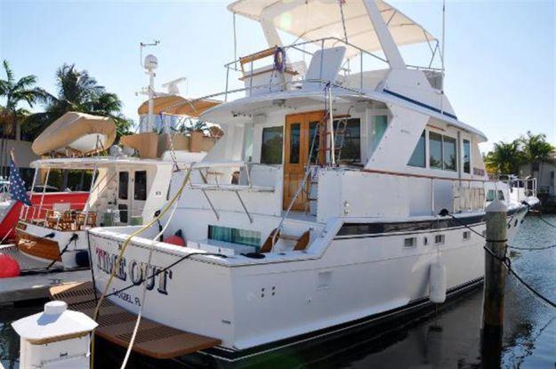 ... 53ft 1979 Hatteras Yacht Fisherman yacht sale ...