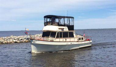 Продажа яхты Pamela Anne