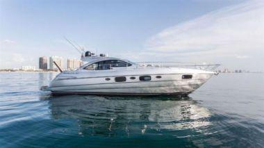 Купить яхту Descanso - PERSHING в Atlantic Yacht and Ship