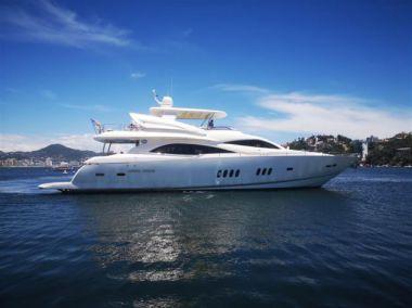 2008 Sunseeker 90 Yacht @ Acapulco yacht sale