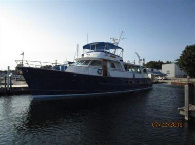 Продажа яхты Pied-A Mer - BURGER Flushdeck Motoryacht