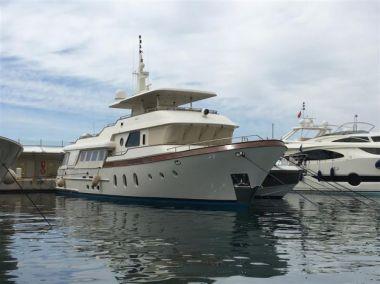 Купить яхту KUYIS в Atlantic Yacht and Ship