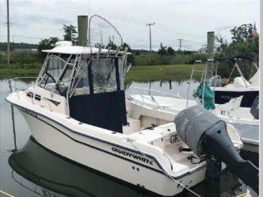 Стоимость яхты Grace - GRADY-WHITE