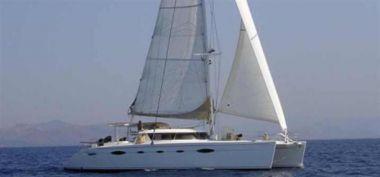 """Продажа яхты 60' 2004 Fountaine Pajot Eleuthera """"TAO II"""" - FOUNTAINE PAJOT Eleuthera"""