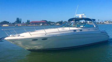 Купить яхту Sea Casa - SEA RAY 380 Sundancer в Atlantic Yacht and Ship