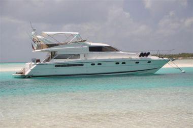 Купить яхту Infinity - FAIRLINE Squadron в Atlantic Yacht and Ship