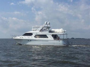 Стоимость яхты Saving Grace - OCEAN ALEXANDER 2006
