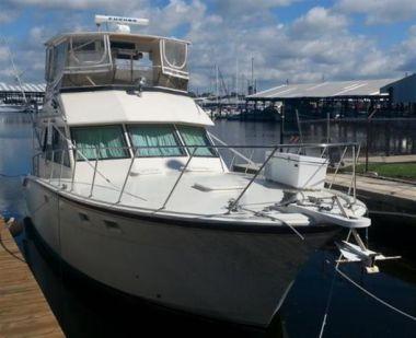 "best yacht sales deals KODIAK - HATTERAS 43' 0"""