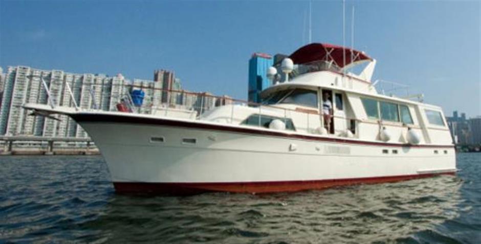 """58ft 1977 Hatteras 58 Motoryacht - HATTERAS 58' 0"""" ..."""