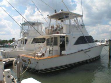 Продажа яхты JANA B - Ocean Yachts 1985