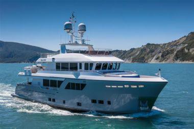 Купить яхту Darwin Class 102 в Atlantic Yacht and Ship