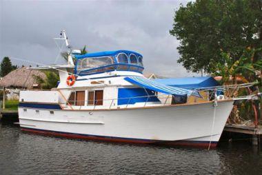 Стоимость яхты 43ft 1985 Ocean Alexander Sundeck - OCEAN ALEXANDER 1985