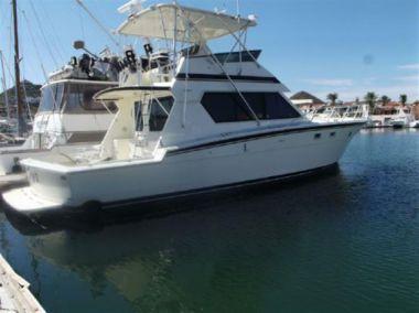 Купить яхту FURY 11 - HATTERAS Sport fishing в Atlantic Yacht and Ship