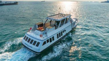 Стоимость яхты Harbour Queen - CUSTOM
