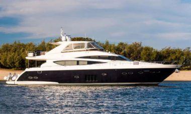 AQUA - PRINCESS YACHTS yacht sale